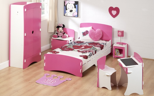 Kidsaw kinderkamer model Blush