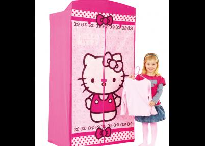 Hello Kitty Opbergkast.Hello Kitty Kledingkast Kasten Jeeigenkamer Nl