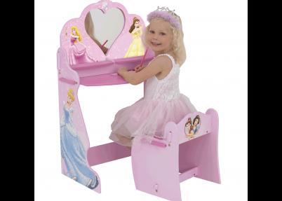 Disney Prinses kaptafel met krukje   Kaptafels   JeEigenKamer.nl