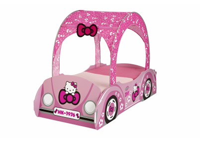 Hello kitty autobed hemelbed