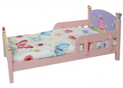 Dieren meisjesbed, kinderbed, Magic Garden