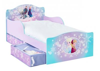 kinderbed 39 frozen 39 met lades kinderbedden. Black Bedroom Furniture Sets. Home Design Ideas