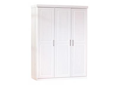 White Wash Hangkast.3 Deurs Hangkast Box Whitewash Kasten Jeeigenkamer Nl