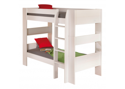 Massief grenen stapelbed Dreamer whitewash