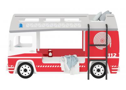 Brandweer Auto Stapelbed.Brandweer Stapelbed Voor Kinderen Alert