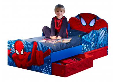 Marvel peuterbed Spiderman's Dream met verlichting