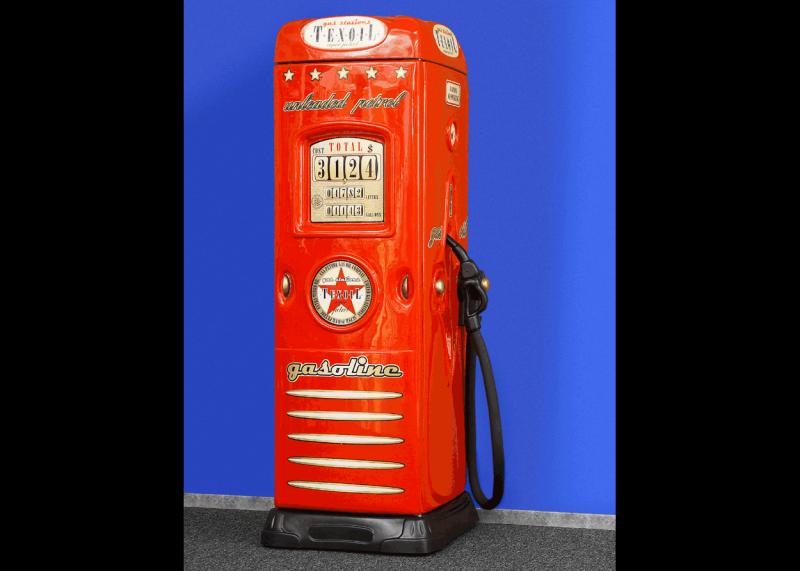 benzinepomp kledingkast, autokamer rood  kasten  jeeigenkamer.nl, Meubels Ideeën