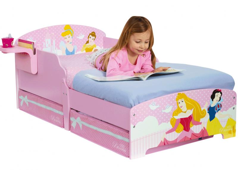 Prinsessen Slaapkamer : Disney Princess kinderbed voor meisjes ...