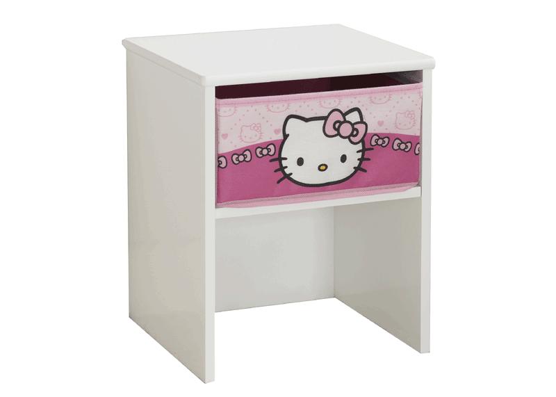 Hello Kitty Slaapkamer Artikelen : Hello Kitty nachtkastje Ladekastjes ...