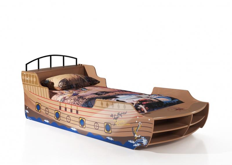stoer piratenbed 39 sparrow 39 kinderbedden. Black Bedroom Furniture Sets. Home Design Ideas