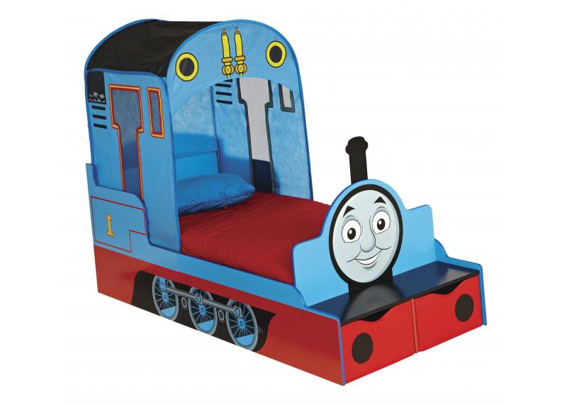 Verwonderend Treinbed 'Thomas de Trein' met 2 lades   Kinderbedden VZ-81