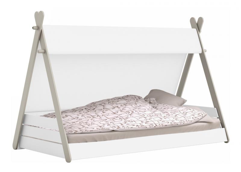 kinderbed 39 tipi 39 kinderbedden. Black Bedroom Furniture Sets. Home Design Ideas