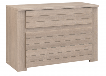 Commode, ladekastje Timber met 3 ruime lades