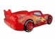 Cars bed piston cup met matras