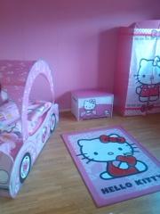 Hello Kitty Opbergkast.Hello Kitty Speelgoedkist Speelgoedkisten En Opbergkisten