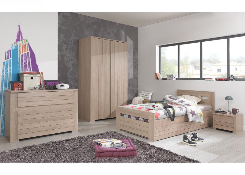 Complete Peuter Slaapkamer : Complete tienerkamer timber meisjeskamers jongenskamers