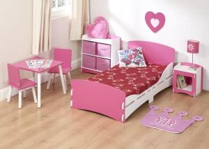 Kidsaw blush ladekastje voor meisjes ladekastjes en nachtkastjes - Meisjes kamer jaar ...