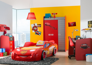 Disney Cars kinderkamer Piston Cup